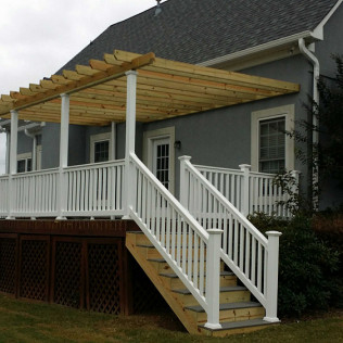 companies that build porches north charleston sc